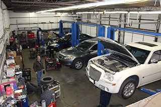 Welch automotive baltimore md auto repair services for Garage md auto